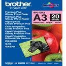 Hartie foto Brother BP71GA3 - A3, lucioasa, 20 coli