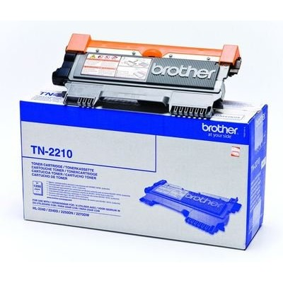 Toner laser Brother TN2210, negru, 1200 pag, HL2240 / 2250