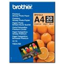 Hartie foto Brother BP61GLA - A4, lucioasa, 20 coli