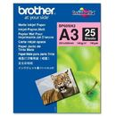 Hartie foto Brother BP60MA3 - A3, mata, 25 coli