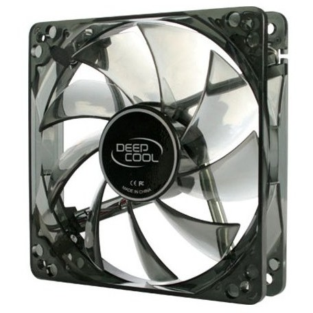 Ventilator Deepcool Wind Blade 80mm, 4 LED-uri