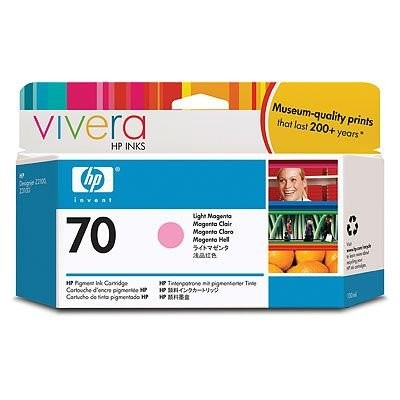 Cartus Vivera HP C9455A Light Magenta