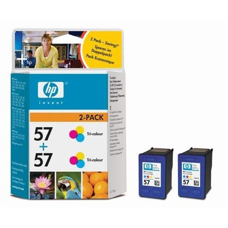 Cartus DoublePack HP C9503AE Color