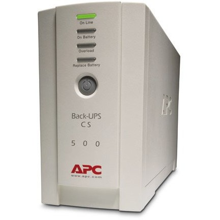 Back-UPS CS, 500VA/300W, stand-by