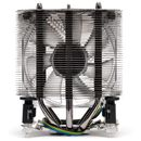 Cooler CPU ZEROtherm CORE92 Black Pearl, 92mm, 3 heatpipes