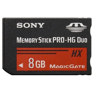Card memorie Memory Stick Pro HG Duo 8GB