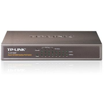 Switch TP-LINK TL-SF1008P PoE, 8 port, 10/100 Mbps