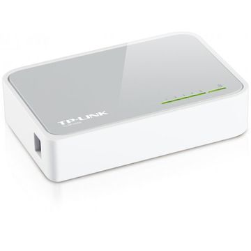 Switch TP-LINK TL-SF1005D, 5 port, 10/100 Mbps