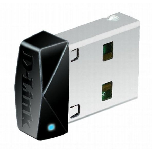 Adaptor wireless N D-Link DWA-121, 150Mbps thumbnail
