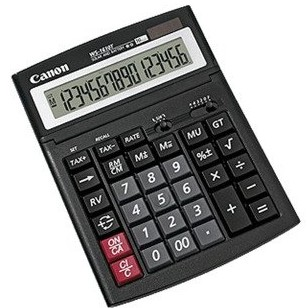 Calculator de birou WS-1610T, 16 cifre thumbnail