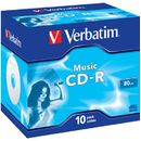 CD-R audio Verbatim 1 bucata, 16x, 700MB