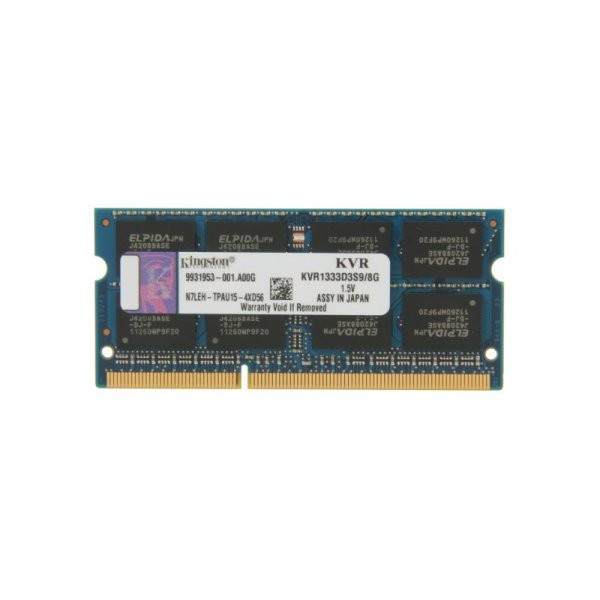Memorie laptop notebook, 8GB, DDR3, 1333MHz, CL9
