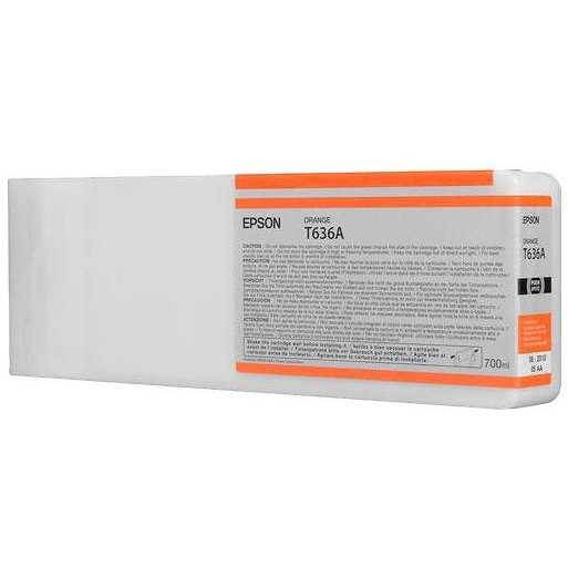 Imagine Toner Inkjet Epson T636a Orange 700ml