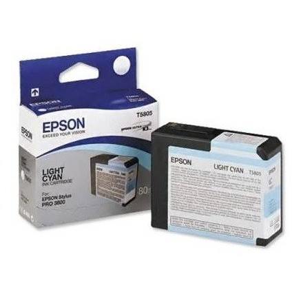 Toner inkjet Epson T5805 light cyan, 80ml thumbnail