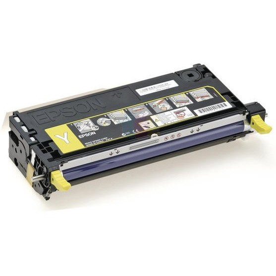Toner laser Epson C13S051128 yellow, 5000 pag