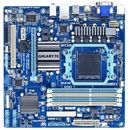 Placa de baza Gigabyte 78LMT-USB3, Socket AM3+, Chipset AMD 760G