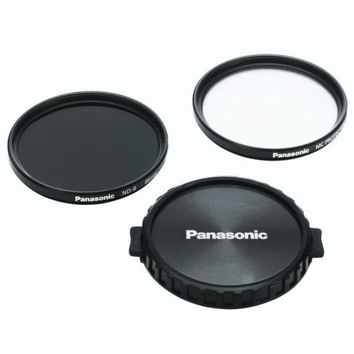 Set filtre ND+MC Panasonic VW-LF46NE-K