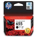 HP Cartus HP HPINK-CZ109AE ( HP655 ) , Negru