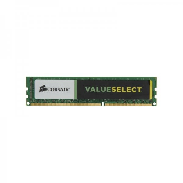 Memorie CMV4GX3M1A1600C11 , Value Select 4GB, DDR3 1600MHz, CL11
