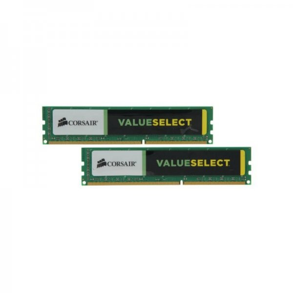 Memorie CMV8GX3M2A1600C11 , Value Select 8GB DDR3 , 1600MHz , CL11 , Dual Channel Kit