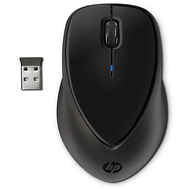 Mouse Comfort Grip Wireless H2L63AA, negru
