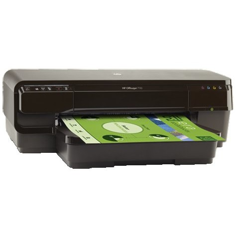 Imprimanta cu jet Officejet 7110 Wide Format, A3+, 15 ppm, 4800x1200 dpi, USB, Wireless, Color thumbnail