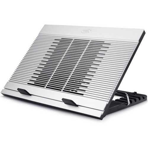 Cooler Laptop DeepCool DP-N9, 17 inch , Silver/Black thumbnail