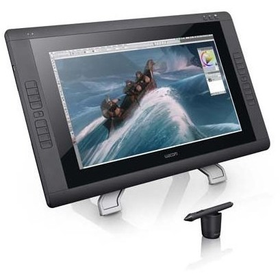 Tableta grafica WACOM Cintiq 22HD thumbnail