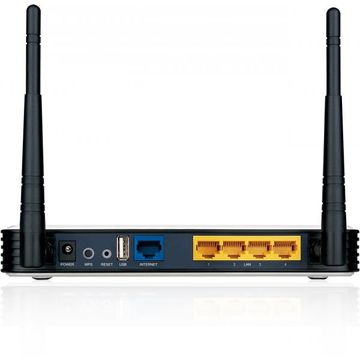 Router wireless Router wireless TP-Link TL-WR1042ND, 300Mbps