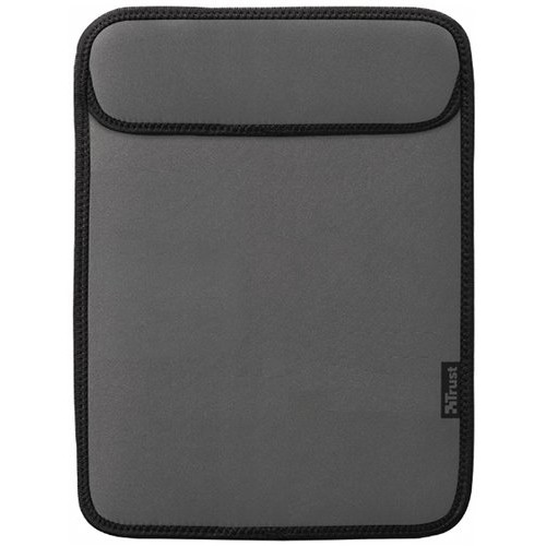 Husa Tableta Trust Multi-pocket Soft 10 inch, neagra thumbnail