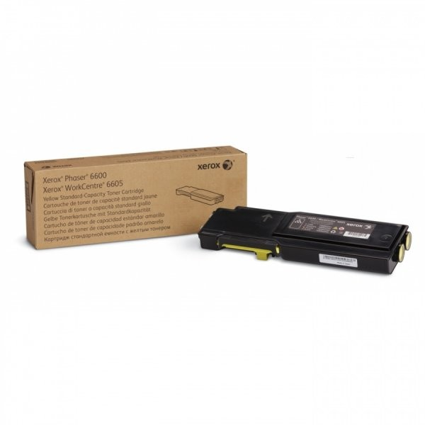 Toner laser Xerox 106R02251 Yellow, 2000 pag