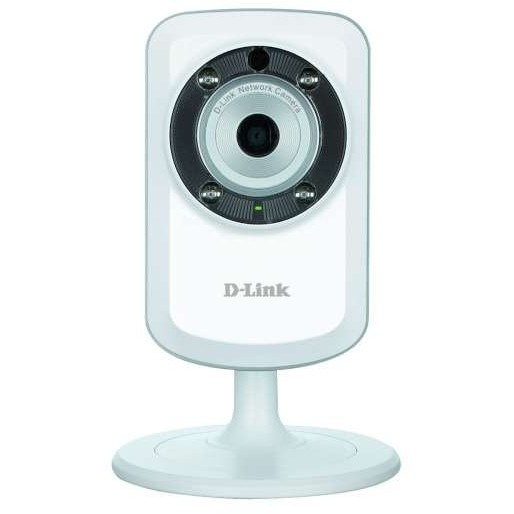 Camera de supraveghere DCS-933L Wireless N Cloud, Zi / noapte thumbnail