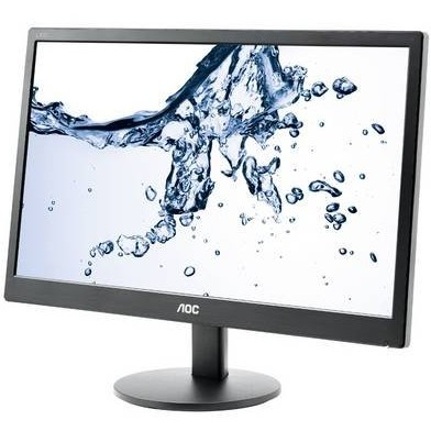 Monitor LED e970Swn 18.5 inch 5ms black