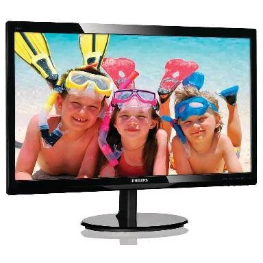 Monitor LED 246V5LHAB/00, 24 inch, 1920 x 1080 Full HD