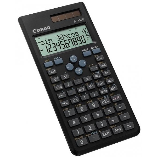 Calculator de birou F-718SGA, 18 cifre, Stiintific thumbnail