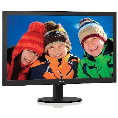 Monitor LED 243V5LSB/00, 24 inch, 1920 x 1080 Full HD thumbnail
