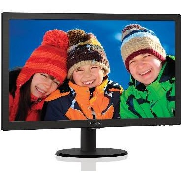 Monitor LED 223V5LSB2/10, 21.5 inch, 1920 x 1080 Full HD