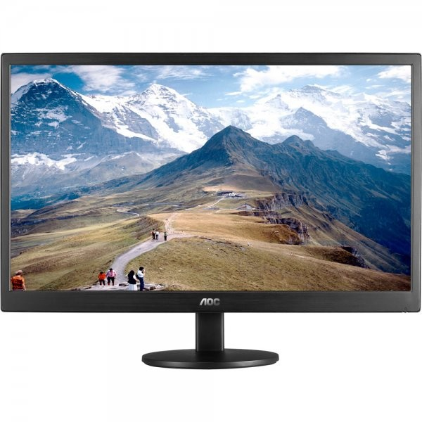 Monitor LED e2270Swn 21.5 inch 5ms black