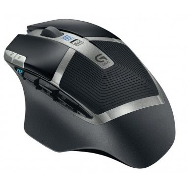 Mouse G602 Gaming wireless, 2500dpi, Laser