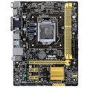 Placa de baza Asus H81M-A, Socket LGA 1150, Chipset Intel H81
