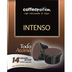 Capsule cafea Coffeemotion INTENSO, 14 buc