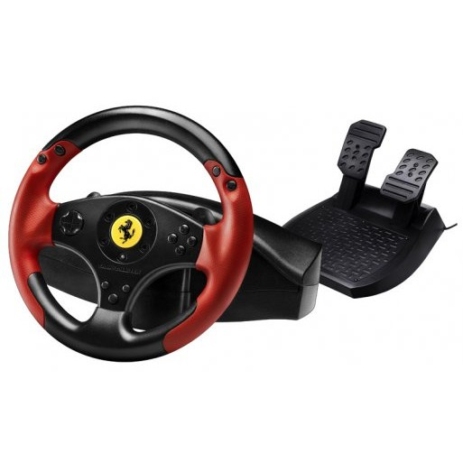 Volan Thrustmaster Ferrari Red Legend Edition (PC/PS3) thumbnail