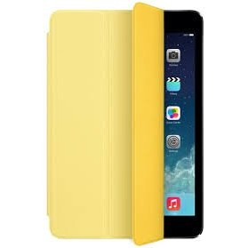 Husa Apple Smart Cover mf057zm/a pentru iPad Air, galbena thumbnail