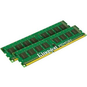 Memorie KVR16N11S8K2/8, 8GB DDR3, 1600 MHz, Dual Channel