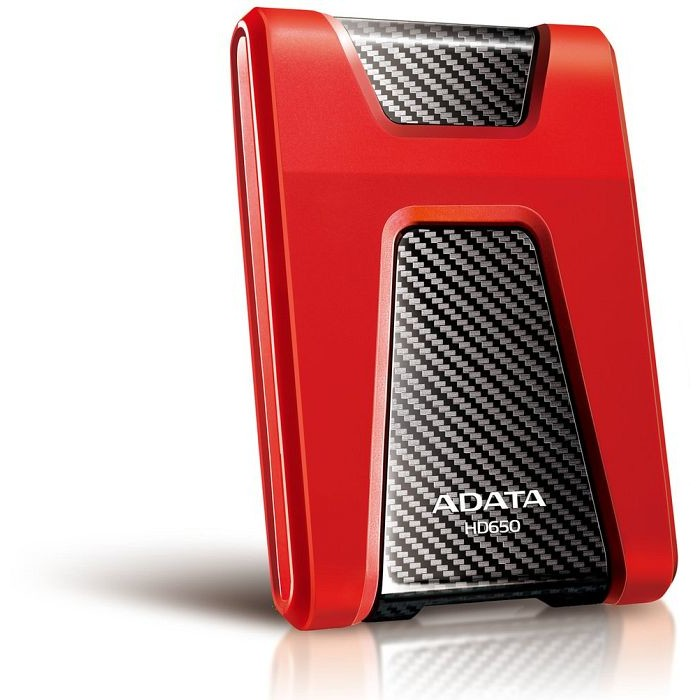 Hard disk extern HD650 1TB USB 3.1 2.5 Red thumbnail