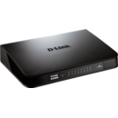 Switch D-Link GO-SW-16G, 16 porturi 10/100/1000