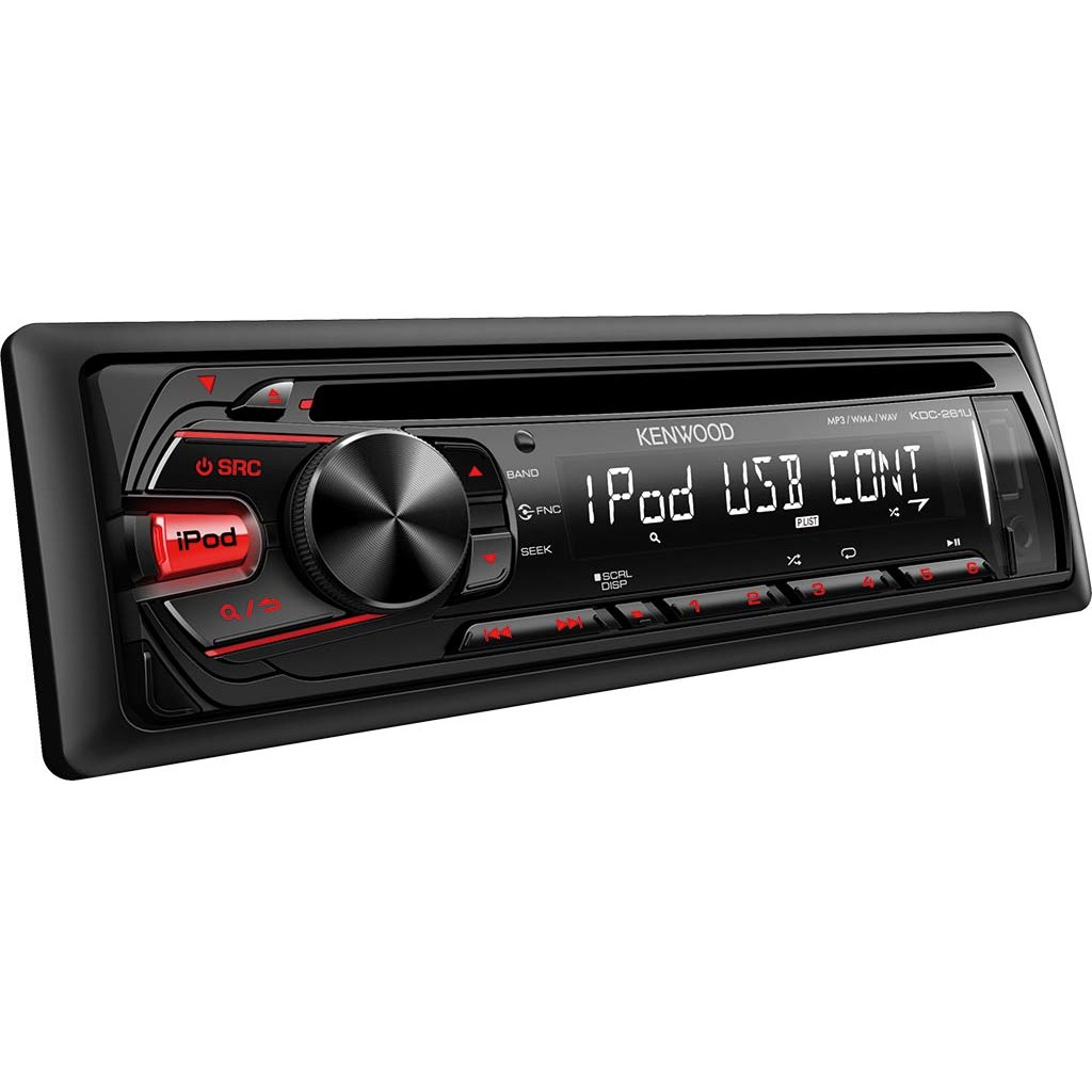 Sistem auto Radio/ CD Player KDC-261UR
