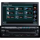 Sistem auto Kenwood Radio/CD/ DVD Player KVT-526DVD