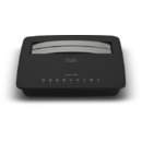 Router wireless Linksys X3500 N750 Dual-Band Wireless Router ADSL2+ Modem