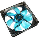 Cooltek ventilator 120mm Silent Fan 120 Blue LED